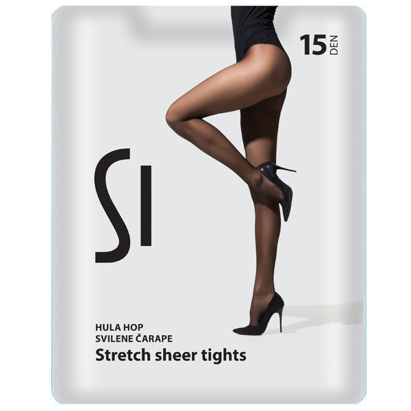 stretch sheer tights