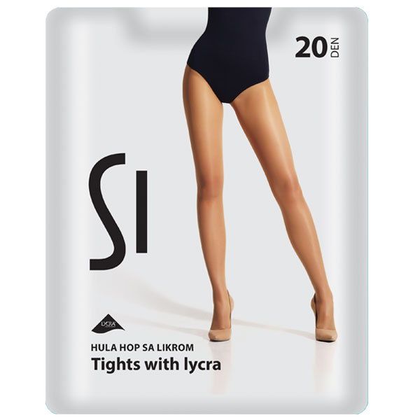 Tights With Lycra