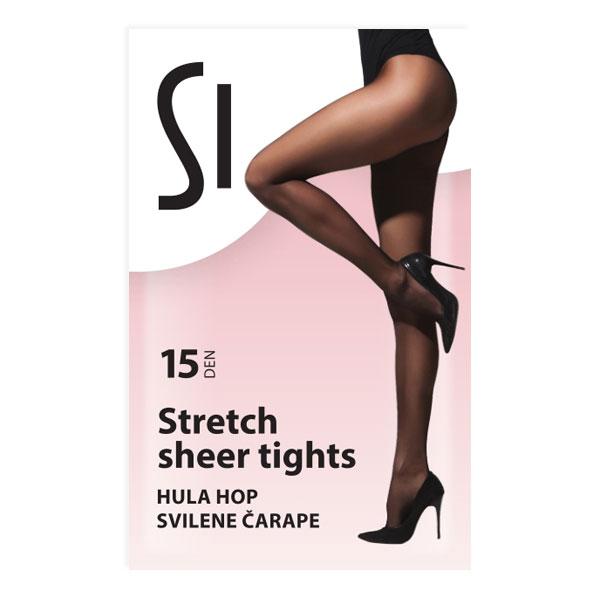 Stretch Sheer Tights Box